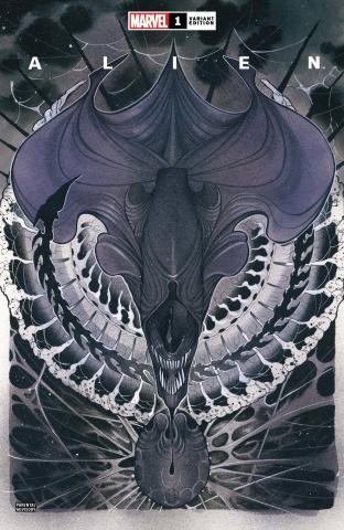 Alien #1 (Momoko Cover)