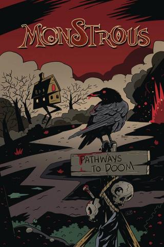 Monstrous Vol. 3: Pathways to Doom