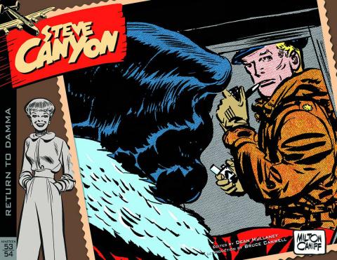 Steve Canyon Vol. 4: 1953-1954
