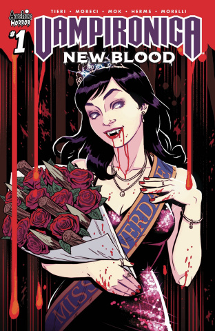Vampironica: New Blood #1 (Isaacs Cover)
