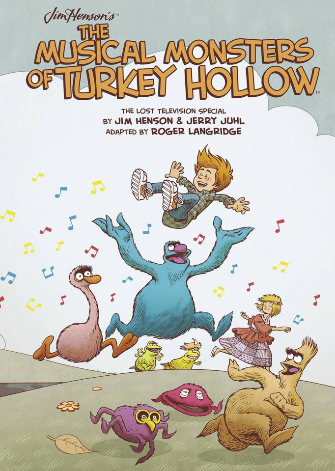 The Musical Monsters of Turkey Hollow