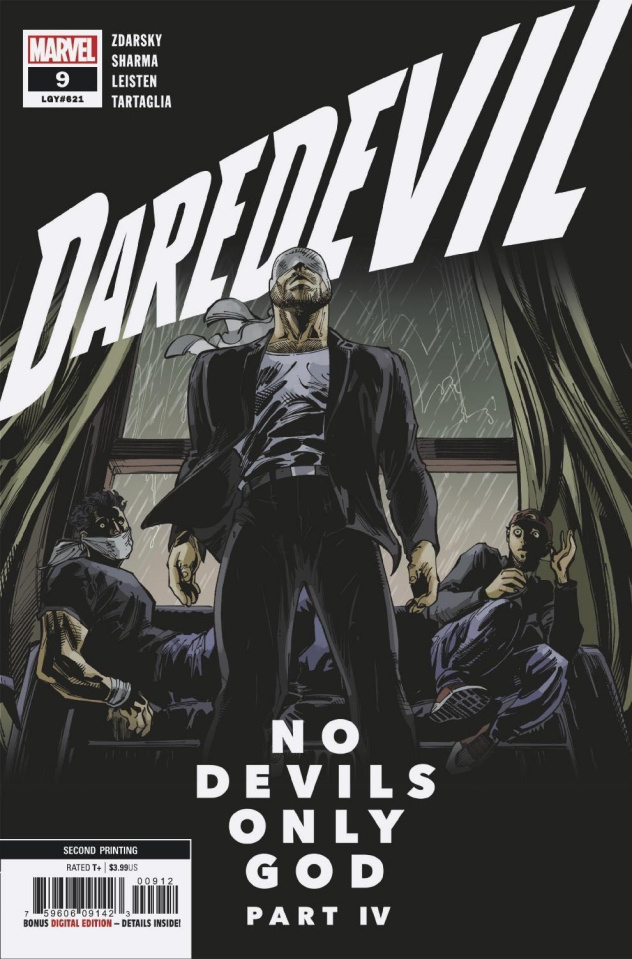 Daredevil #9 (Sharma 2nd Printing)