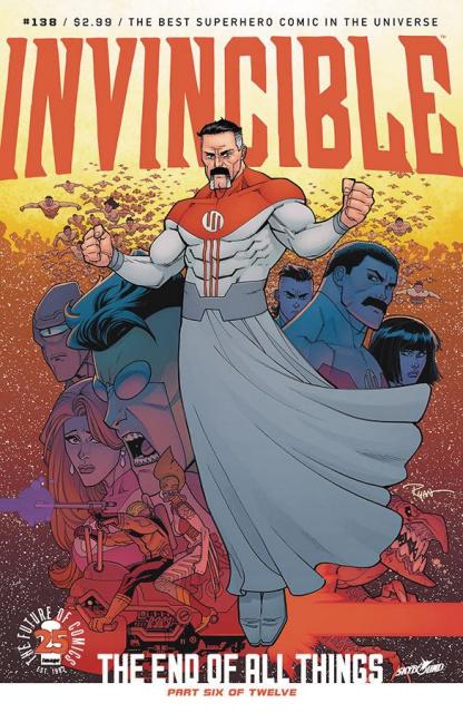 Invincible #138
