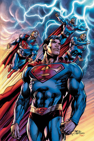 Superman: The Coming of the Supermen