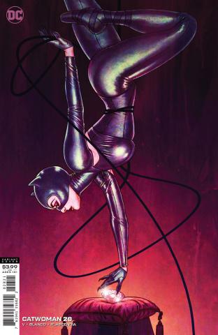 Catwoman #28 (Jenny Frison Cover)