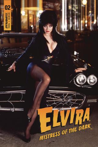 Elvira: Mistress of the Dark #2 (Photo Cover)