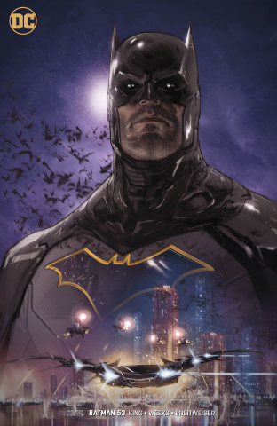 Batman #53 (Variant Cover)