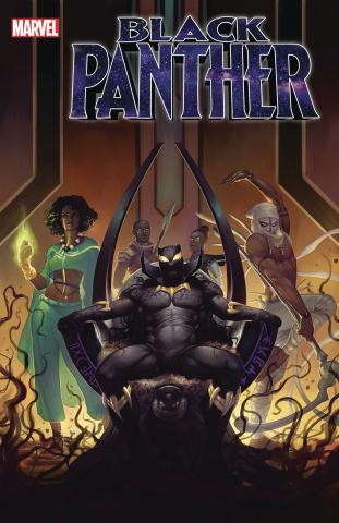 Black Panther #19