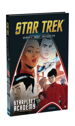 Star Trek: Graphic Novel Collection #8: Starfleet Academy