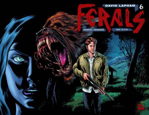 Ferals #6 (Wrap Cover)