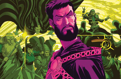 Doctor Strange and the Sorcerers Supreme #12