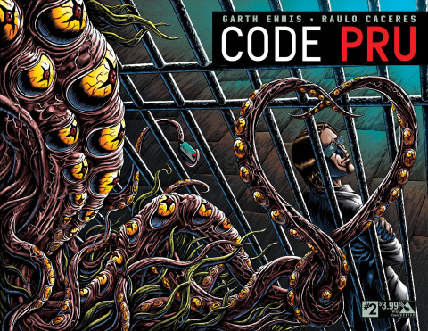 Code Pru #2 (Wrap Cover)
