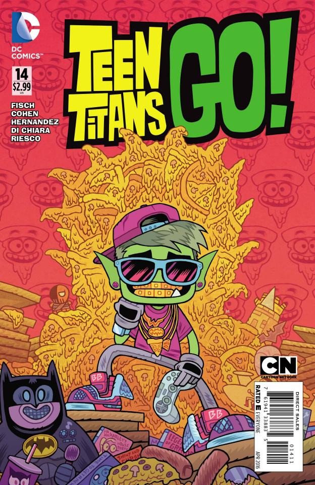 Teen Titans Go! #14
