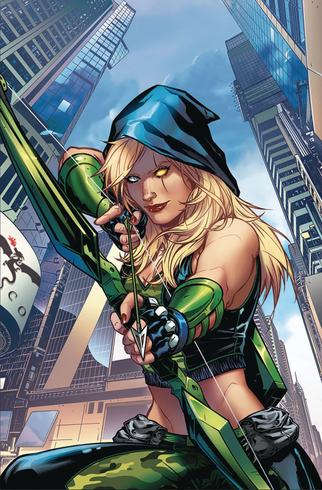 Robyn Hood: Outlaw #1 (Riveiro Cover)