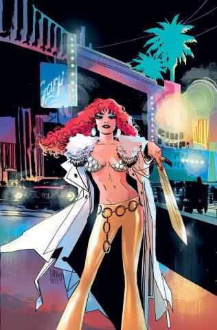 Red Sonja: 1982 (Premium Dani Virgin Cover)