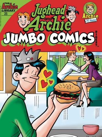 Jughead & Archie Jumbo Comics Digest #25