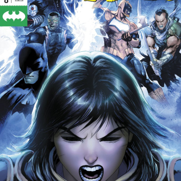 Batman and the Outsiders #8