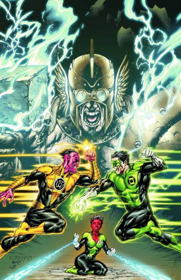 The Green Lantern Corps: The Weaponer