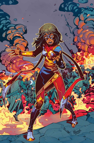 The Magnificent Ms. Marvel #5
