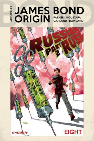 James Bond: Origin #8 (Panosian Cover)