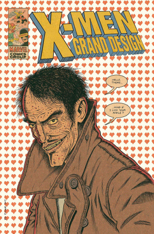 X-Men: Grand Design #2 (Piskor Character Cover)