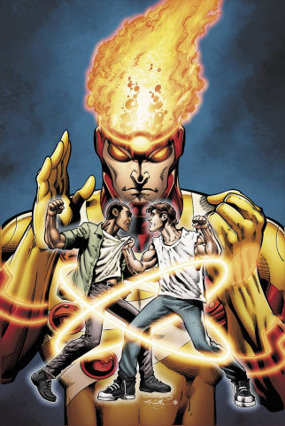 The Fury of Firestorm: The Nuclear Men #14