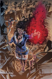 Grimm Fairy Tales: Realm War #6 (Triano Cover)