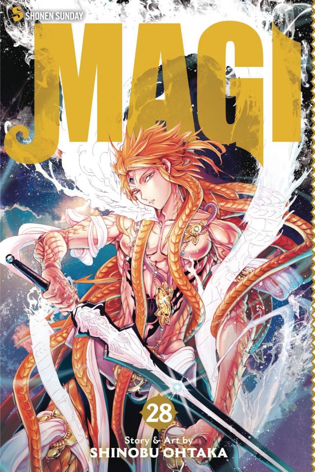 Magi Vol. 28