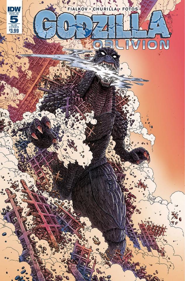 Godzilla: Oblivion #5