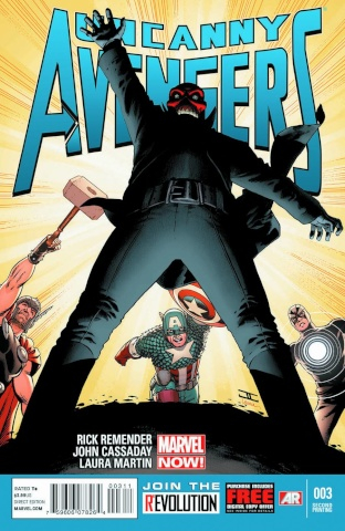 Uncanny Avengers #3 (2nd Printing)