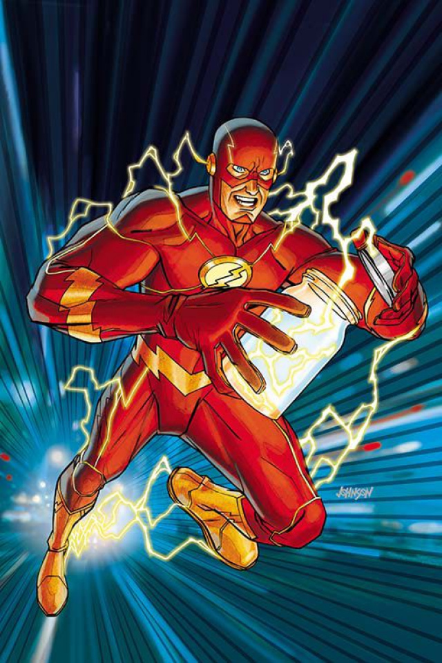 The Flash #5 (Variant Cover)
