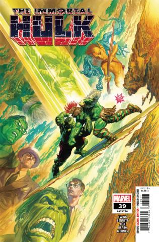 The Immortal Hulk #39