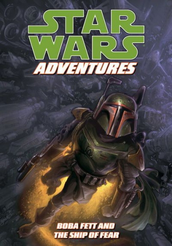 Star Wars Adventures Vol. 5: Boba Fett & The Ship of Fear