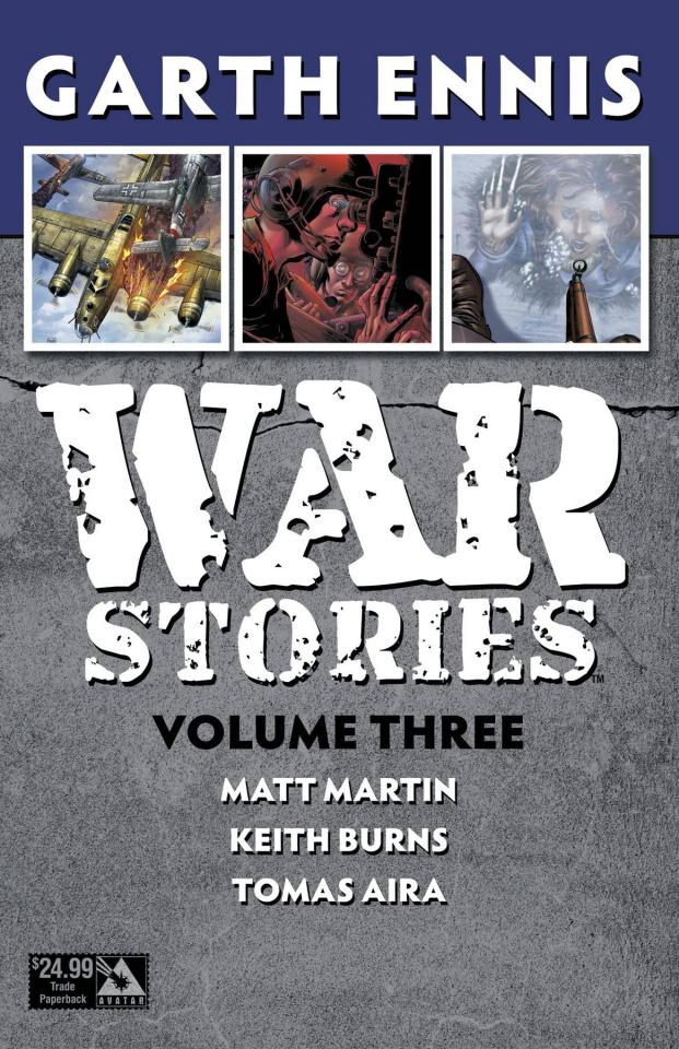 War Stories Vol. 3