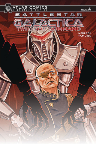 Battlestar Galactica: Twilight Command #1 (Signed Atlas Edition)