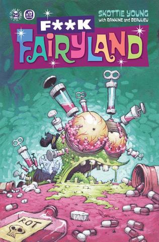 I Hate Fairyland #13 (F*ck Fairyland Cover)