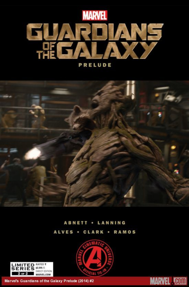 Guardians of the Galaxy Prelude #2