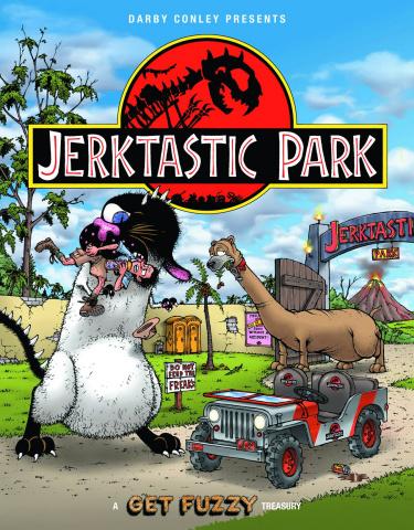 Get Fuzzy Treasury: Jerktastic Park