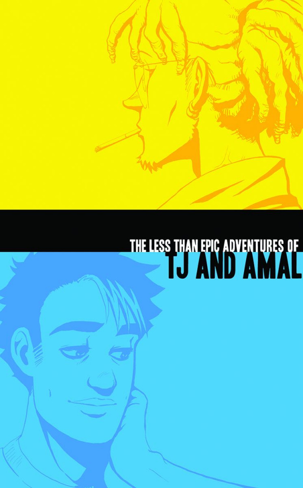 The Less Than Epic Adventures of TJ and Amal Vol. 1