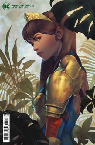 Wonder Girl #2 (Will Murai Card Stock Cover)
