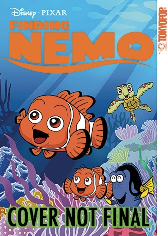 Finding Nemo Manga Special Collector's Edition