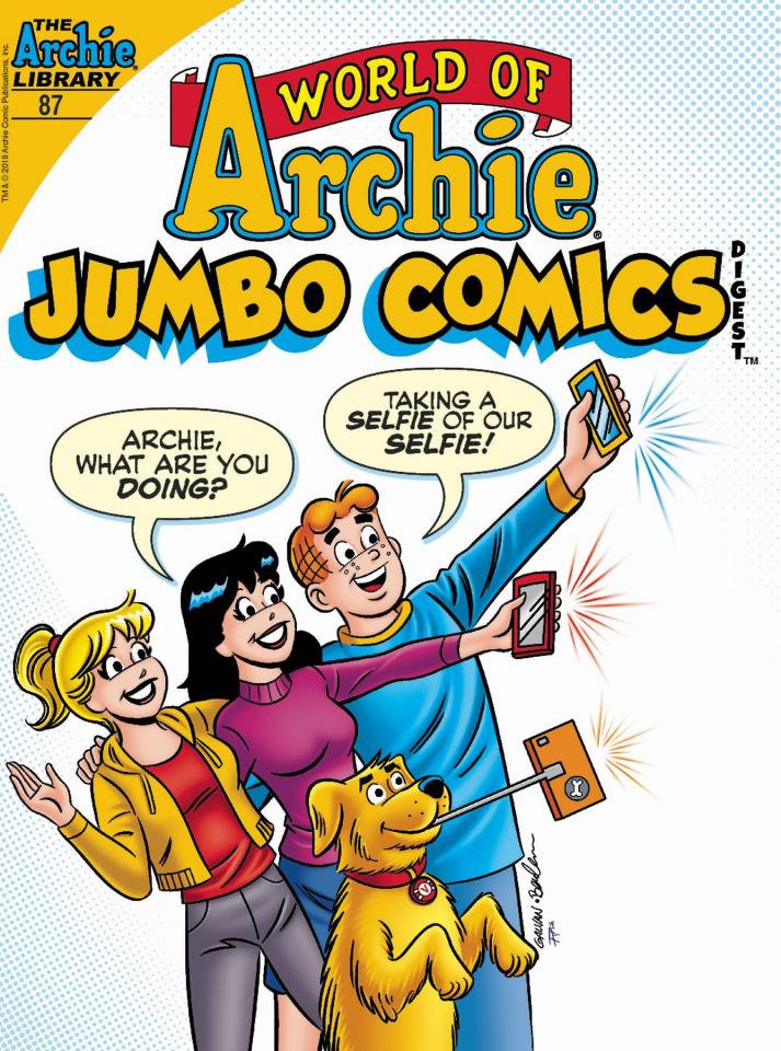World of Archie Jumbo Comics Digest #87