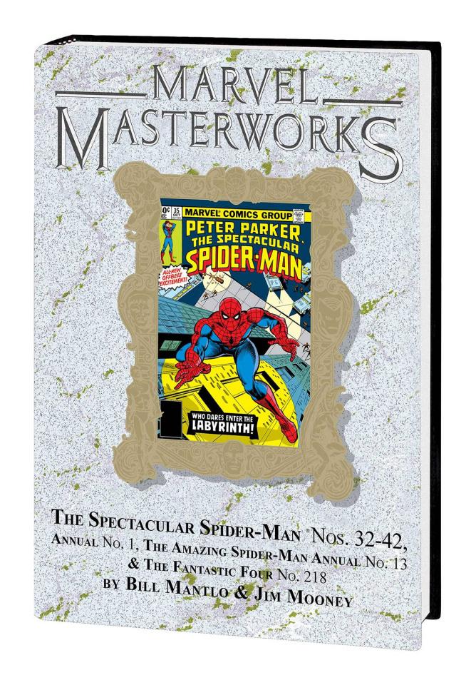 The Spectacular Spider-Man Vol. 3 (Marvel Masterworks)