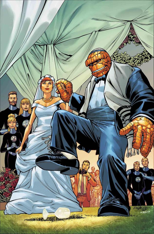 Fantastic Four: Wedding Special #1