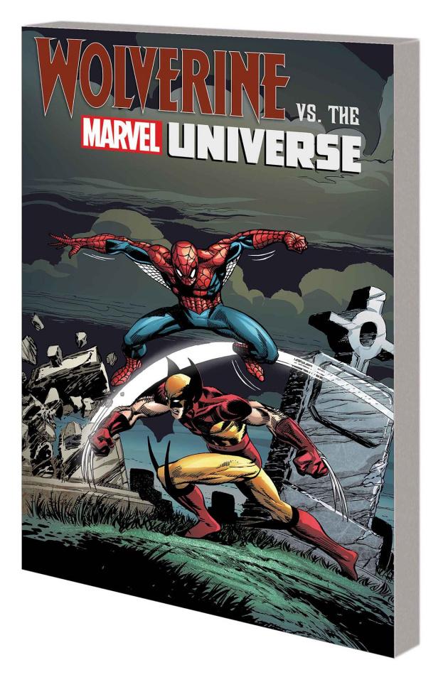Wolverine vs. Marvel Universe