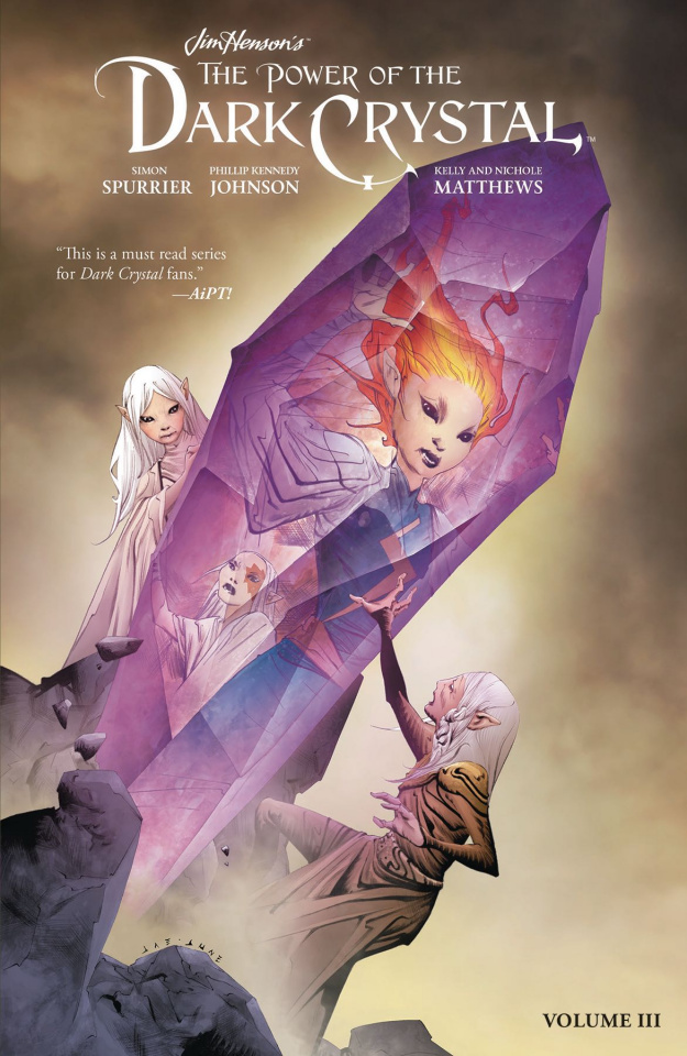 The Power of the Dark Crystal Vol. 3