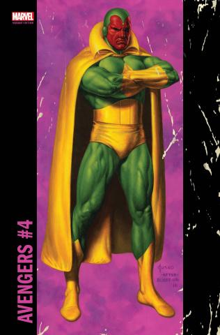 Avengers #4 (Jusko Corner Box Cover)