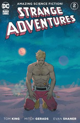 Strange Adventures #2 (Evan Shaner Cover)