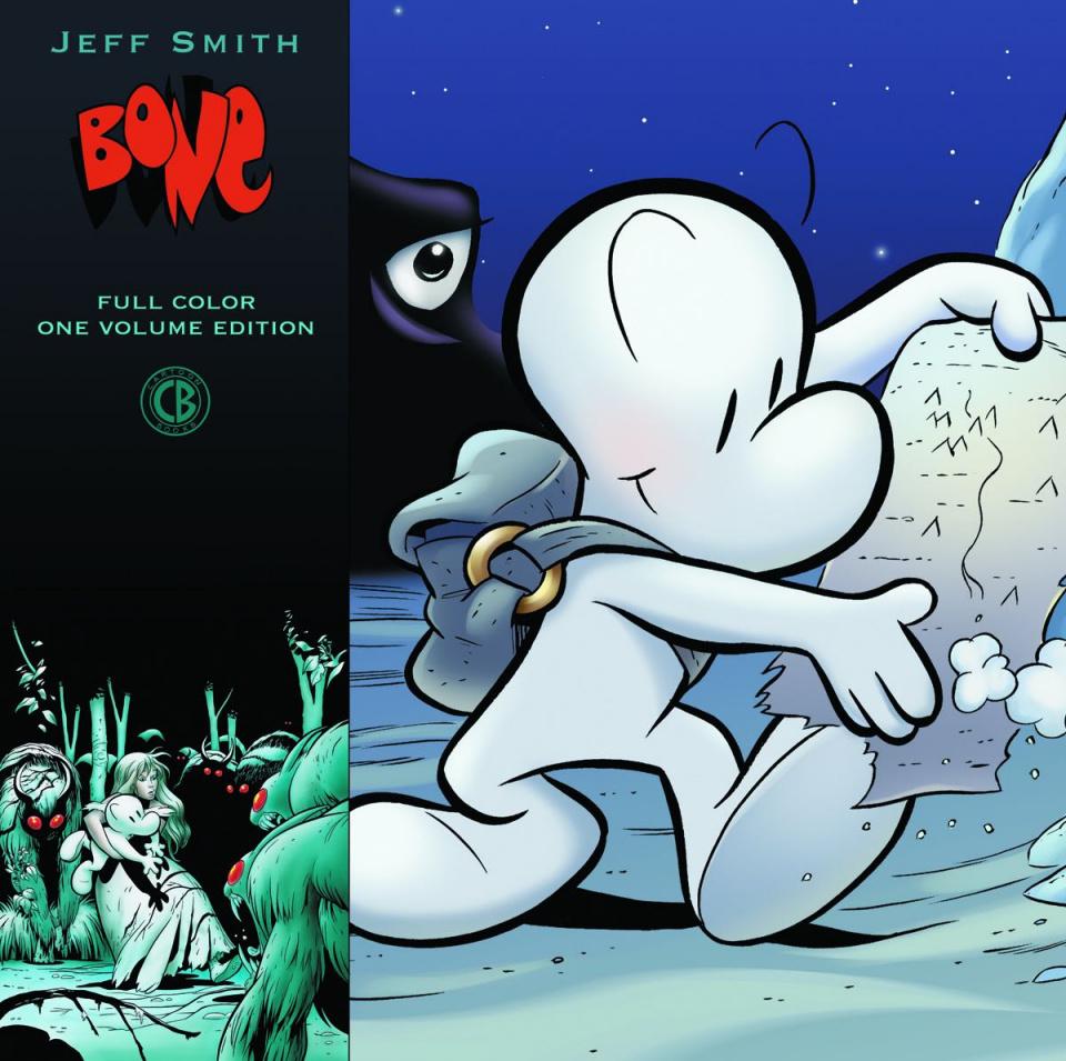 Bone One Volume Edition