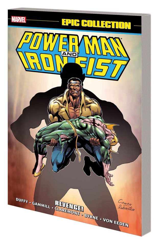 Power Man and Iron Fist Epic Collection: Revenge
